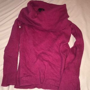 Banana Republic cowl neck sweater